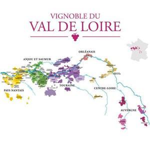 Sur le cours de la Loire-vin-deux-mondes