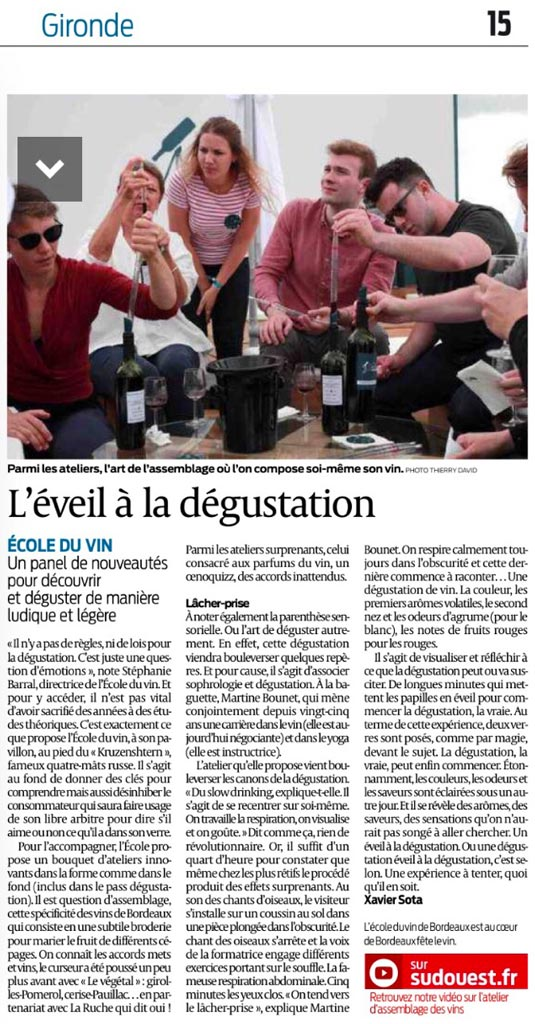 SUD-OUEST 17.06.18